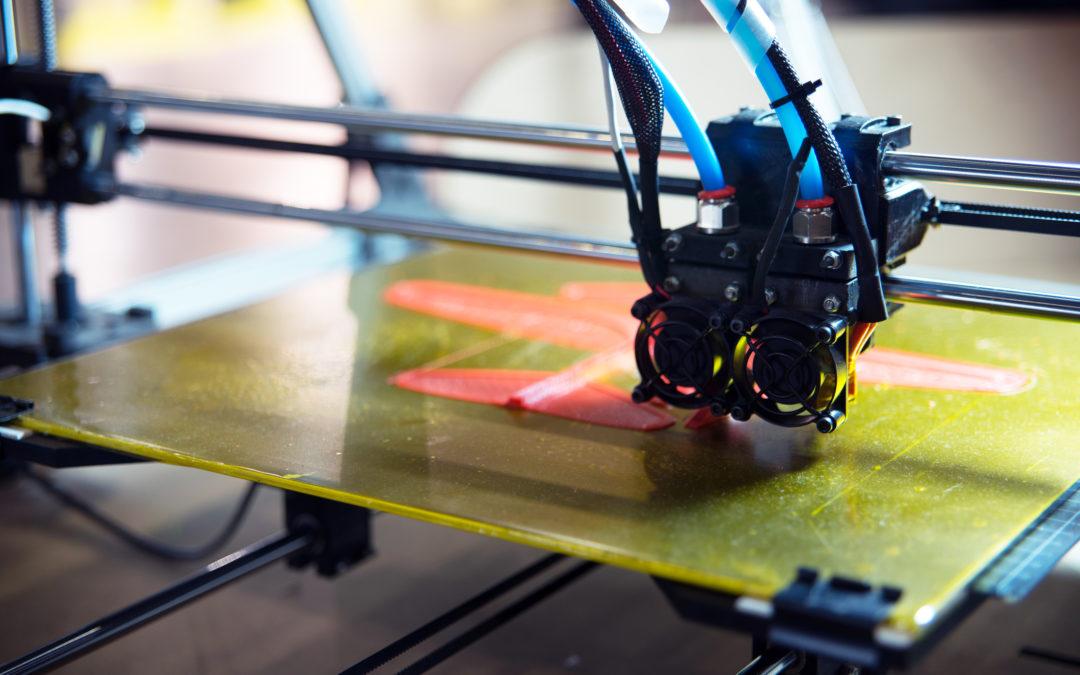 Barron McCann Supports St John Ambulance Using 3D Printing Technology