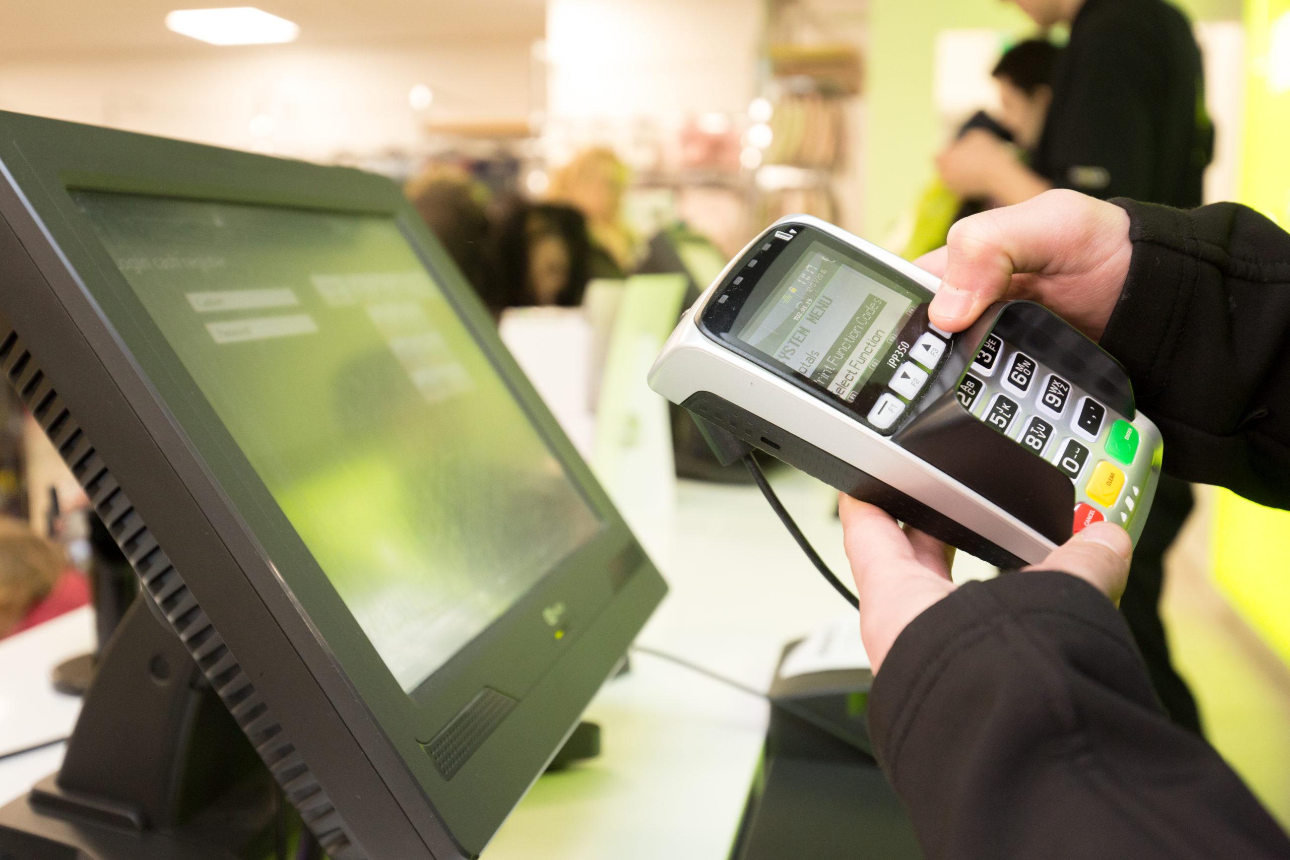 Barron McCann installs POS hardware for retailer