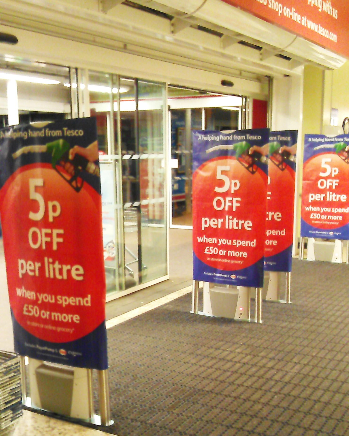 Barron McCann provides IT EAS installations to supermarkets