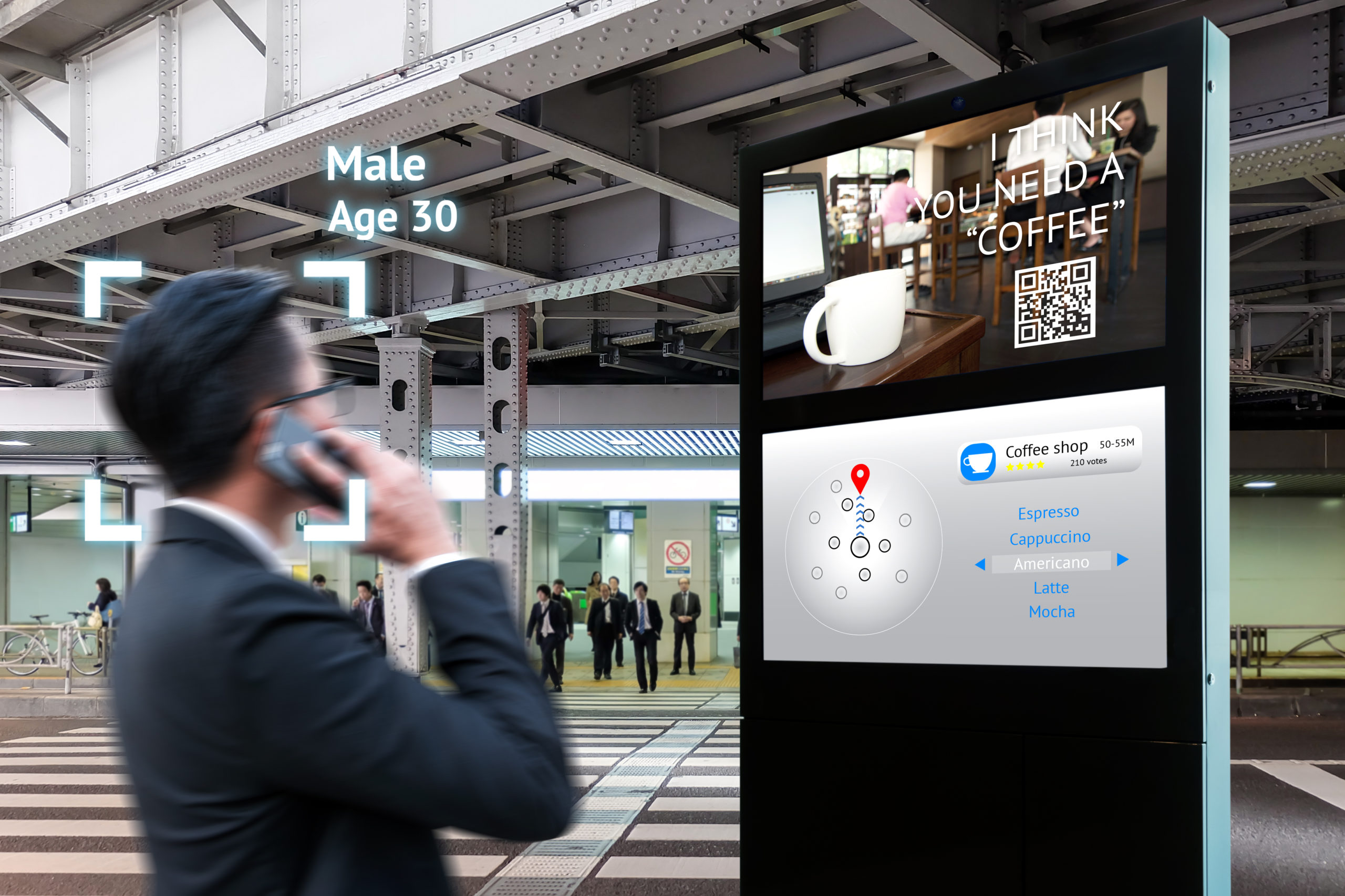 BMc Intelligent Digital Signage