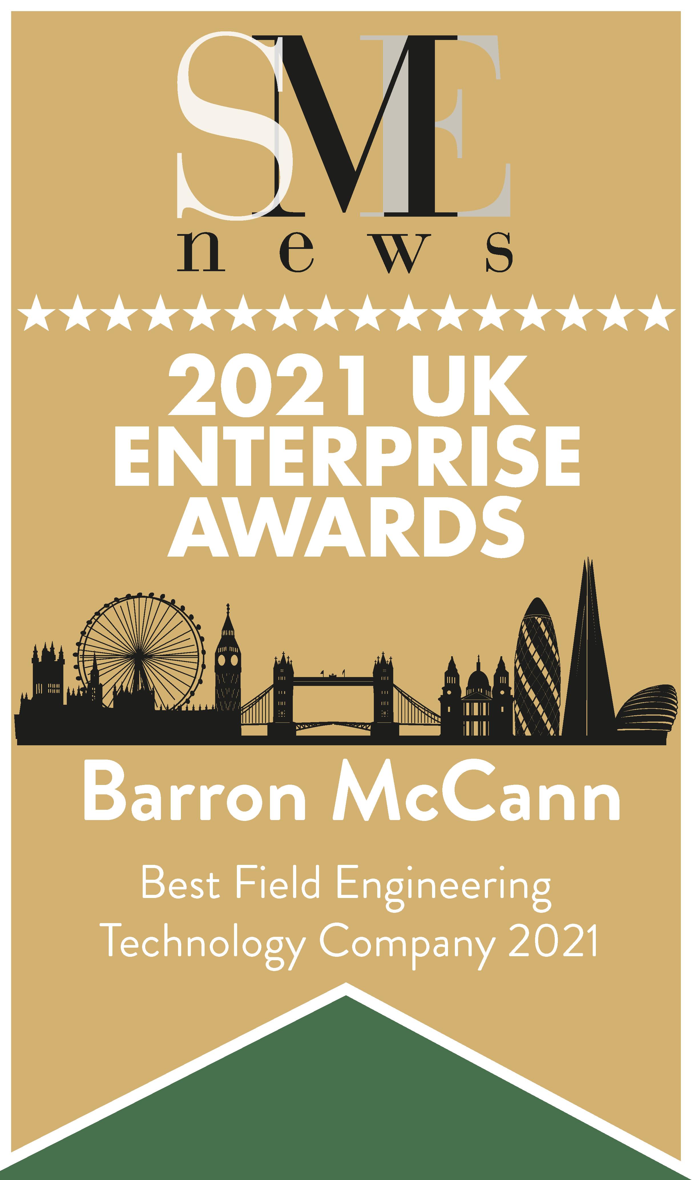 Barron McCann - Award-Winning Field Engineering Services